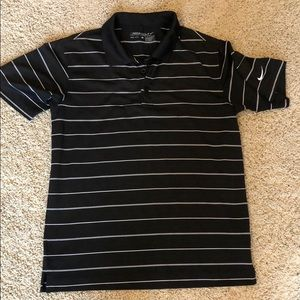 Boys Nike Golf Polo